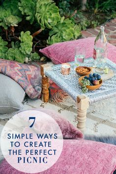 7 Simple Ways to Create a Perfect Picnic | eBay