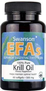100% Pure Krill Oil 500 mg 60 Sgels  #DailyDeals http://good-deals-today.com/