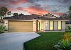 Simonds Home Designs: Austin Mossman Facade. Visit www.localbuilders.com.au/builders_victoria.htm to find your ideal home design in Victoria
