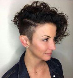 Speziell auf Wunsch für Frauen mit vielen Locken … 10 tolle Lockenfrisuren! - Neue Frisur