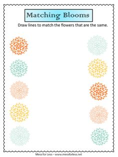 Spring has sprung! We have been enjoying the warmer weather and longer days by making some fun Spring crafts such as Glitter Flower Art for Kids and Tissue Paper Transfer Flowers. I have also been working with my youngest on some basic preschool skills and I wanted to share these Free Spring Preschool Worksheets with you. Simply read …