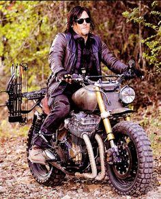 #RayBanMan/Daryl Dixon