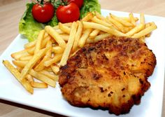 Fish Recipes, Steak, Bacon, Goodies, Pork, Food And Drink, Chicken, Cooking, Yum Yum