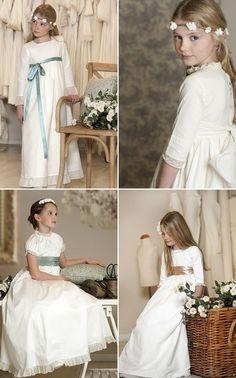 Vestidos de Primera Comunión ideales por menos de 100 euros
