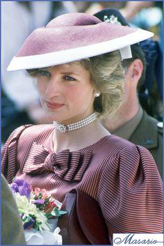 Ay Diana!...simpre nos inspiras para un nuevo tocado