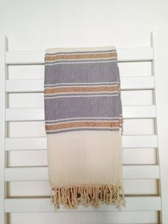 Hand-woven 100% Pure Cotton Turkish Towels, Peshtemal, Cover Up, Beach, bath towel, Yacht Pool Spa Travel Shawl Decorative towels