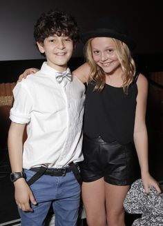 sterling griffith and david mazouz