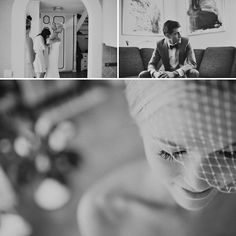 A Sweet Sweden Wedding: Amanda + Rob