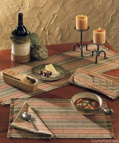 Accessories for Tuscan Kitchen