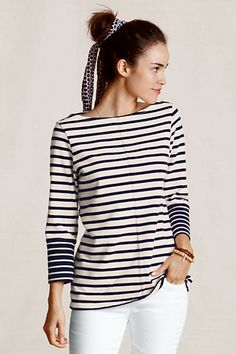 Lands' End Canvas. I am a tad obsessed with this outfit.