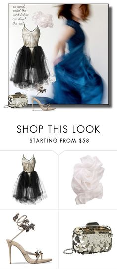 """""""She's like the wind....."""" by sue-mes ❤ liked on Polyvore featuring Loyd/Ford, René Caovilla, Jimmy Choo and Tamara Comolli"""