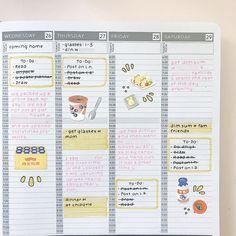 Cute Planner, Planner Tips, Bullet Journal Ideas Pages, Bullet Journal Inspiration, Bullet Journals, School Agenda, School Organisation, Bullet Journal Aesthetic, Passion Planner