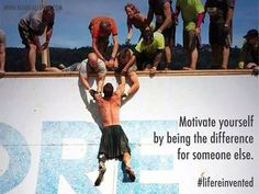 #OperationEnduringWarrior  ....... Truth. Follow OEW Team Athlete Noah Galloway- Athlete, for more inspiration.   NEVER FORGET.™