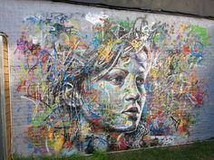#Streetart by David Walker