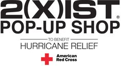 2(X)IST Pop Up Hits NYC // The fashion forward men's brand to donate 100% of proceeds to American Red Cross from pop up shop sales