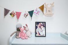 Dekorera barnkammaren med fotoframkallning från Önskefoto.
