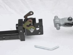 The newly redesigned Lock 'N' Roll articulating hitch. Not only the best off road hitch in the world, but the best trailer hitch, period. Adventure Trailers, Best Trailers, Custom Trailers, Camper Trailers, Motorcycle Trailer, Bike Trailer, Utility Trailer, Trailer Hitch, Expedition Trailer