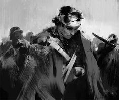 Battle survivors by jamajurabaev on deviantART