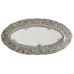 Eden Platinum Relish Dish