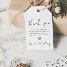 Small Business Cards, Business Thank You Cards, Business Ideas, Thank You Card Design, Thank You Card Template, Card Templates, Thanks Card, Creative Gift Wrapping, Handmade Tags