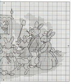 Bunnykins Puppet Show chart 2/2