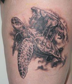 Discworld tattoo by tuomaskoivurinne.deviantart.com on @DeviantArt