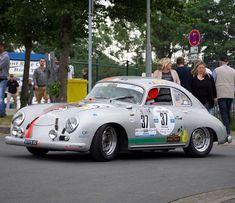 #porsche #356 #nurburgring #nordschleife