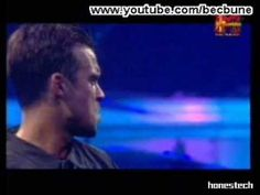 Robbie Williams - Ser mejor (español) - YouTube