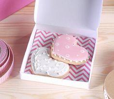 Caja para galletas
