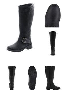 SHEEGO LEDER XL Weitschaftstiefel Stiefel Gr. 37 bis 44