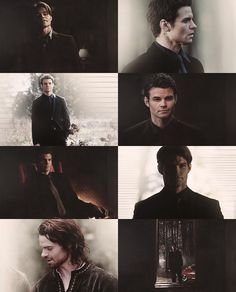 Elijah  - The Vampire Diaries