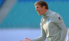 """The Bundesliga's youngest ever manager, Hoffenheim's 29-year-old has charmed doubters with """"30% tactics, 70% social competence"""", as well as a few victories"""