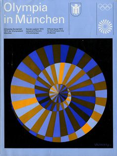 Olympia in München: Official Issue 1972 for the Olympic City of Munich by Joe Kral, via Flickr
