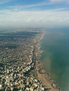 Panorámica, Mar del Plata