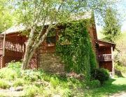 Beautiful Historic Log Cabin in NC Mountains