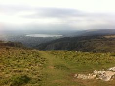 The view at Cheddar gorge!
