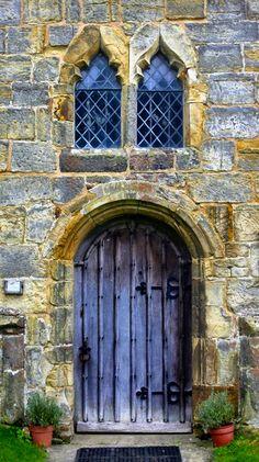 Church of St. Thomas of Canterbury - Capel, Kent, England