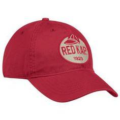 RED KAP LOGO BALL CAP