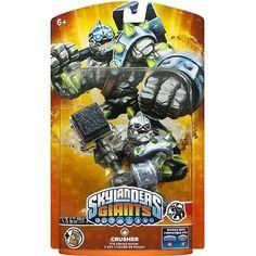 Skylanders Giants: Giants - Crusher (Universal)