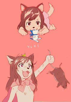 Wolf Children - Yuki