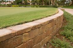 Residential Retaining Wall Solutions | Need a retaining wall? We specialize in commercial and residential ...