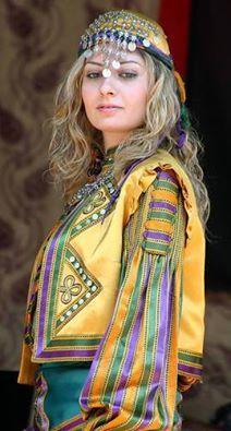 Yörük Türk kızı