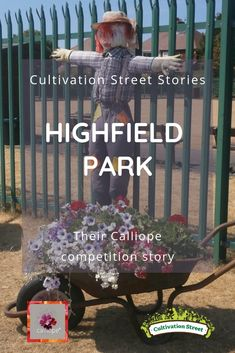 Cultivation Street Story of Highfield Park's Calliope Colour My Life entry in the 2018 Cultivation Street competition Garden Projects, Garden Ideas, Highfield Park, Vertical Planter, Buy Plants, Up And Running, Geraniums, Competition, Community