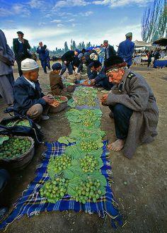 China; muslim market