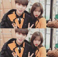 Perfect Couple, Best Couple, Korean Uniform School, Sopa School, Jung Chaeyeon, Choi Yoojung, Kim Sejeong, Girl Korea, Kpop Couples