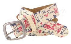 Leather belt ROXY  #womens_apparel #roxy #belt