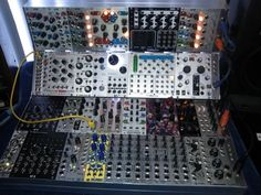 cases for Eurorack modular synths.