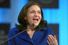 Sheryl Sandberg - World Economic Forum Annual Meeting 2012