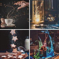 Prachtige foto's met tutorials om het zelf ook te leren.