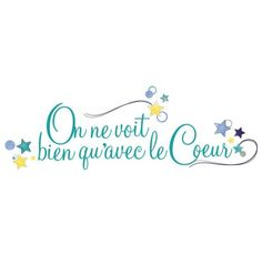 York Wallcoverings 5 in. Le Coeur Peel and Stick Wall Decals - The Home Depot Beautiful French Phrases, Wall Decals, Nursery, Roommates, Deco, Home, Walmart, Walls, Stickers